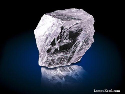 Berlian Mentah