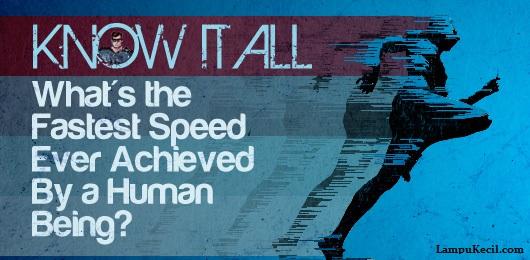fast human
