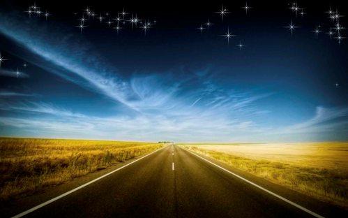 Mengapa Horizon Terlihat Seperti Menyentuh Permukaan Bumi Ilusi Ponzo Lampu Kecil