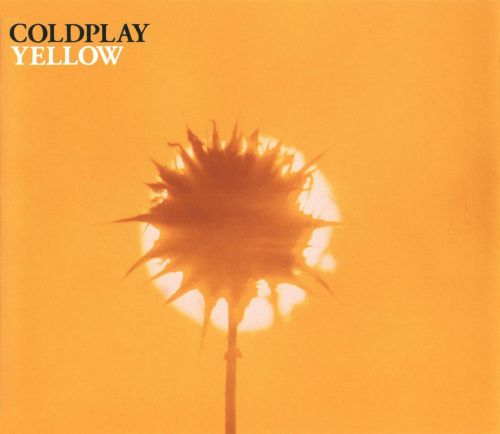 Album Coldplay Yellow
