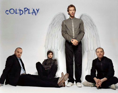 Anggota Coldplay