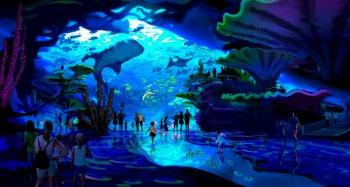 Chimelong Ocean Kingdom Whale Shark