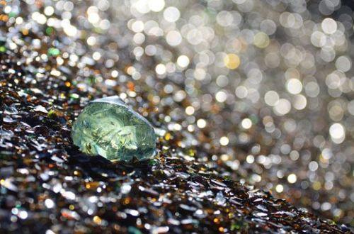 Berbagai jenis berlian kasar
