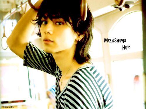 Hiro Mizushima Poster