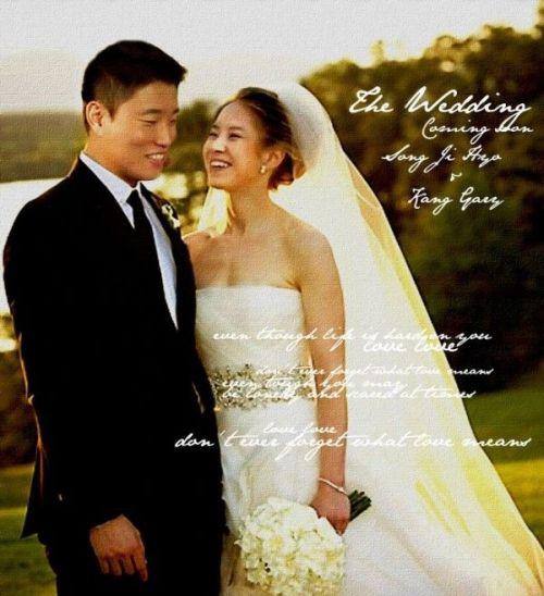 Song Ji Hyo dan Gary Menikah