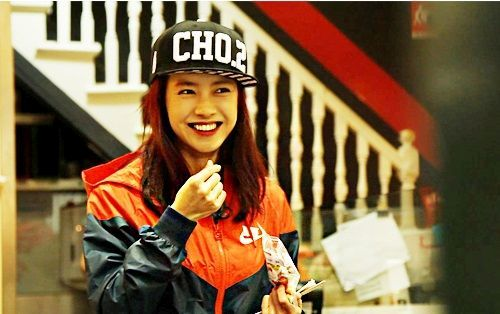 Song Ji Hyo Running Man