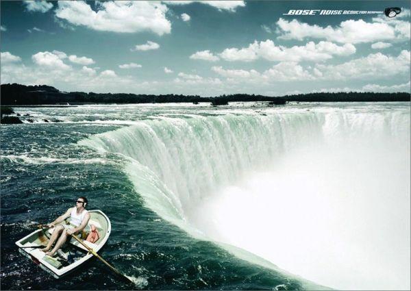 Bose Creative Advertisement