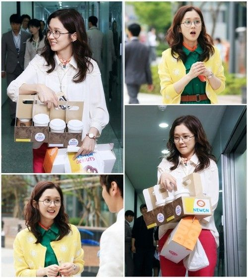 Fated to Love You Kim Mi Young (Jang Na Ra)