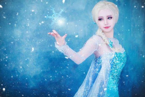Foto Elsa Frozen 13