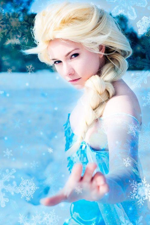 Foto Elsa Frozen 16