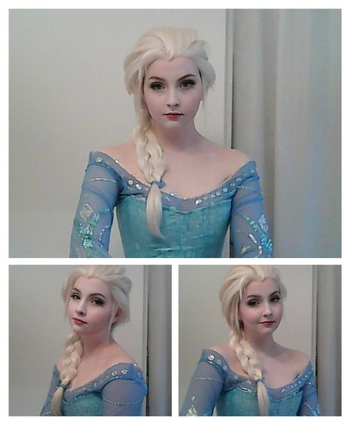 Foto Elsa Frozen 2