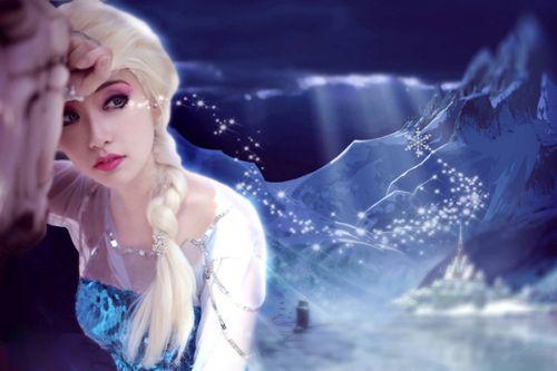 Foto Elsa Frozen 4