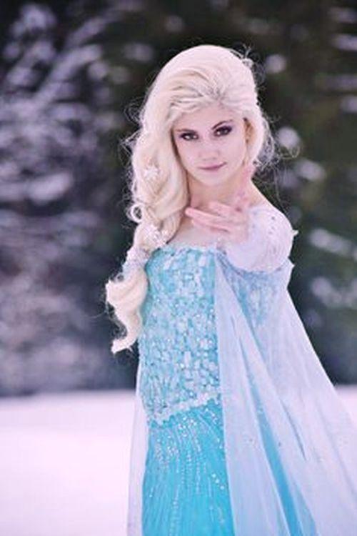 Foto Elsa Frozen 6