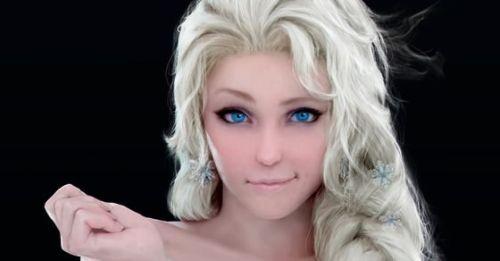 Foto Elsa Frozen 7