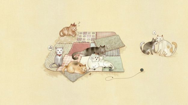 50 Gambar Ilustrasi Kartun Lucu Lampu Kecil