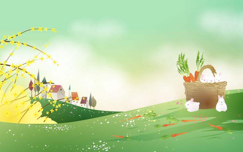 Gambar ilustrasi kartun lucu 31 lampu kecil - A live nature wallpaper ...
