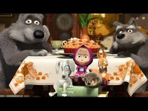 Gambar Masha and the Bear 14