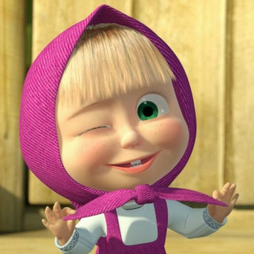 Masha and The Bear - official website