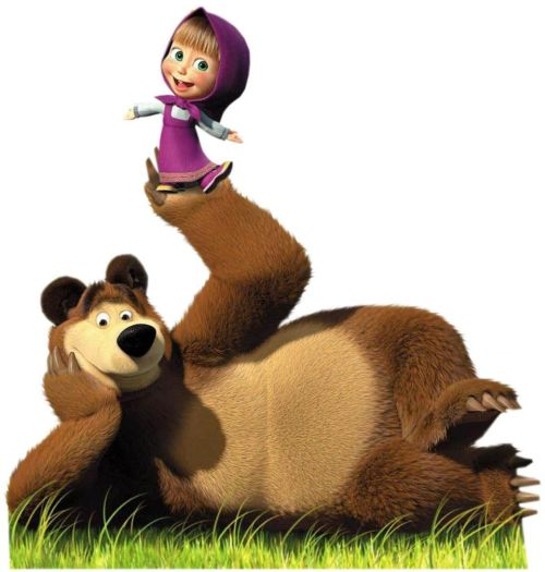 Gambar Masha and the Bear 4