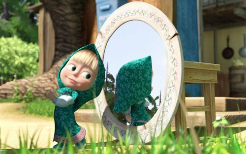 Gambar Masha and the Bear 5