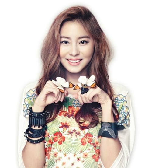 Uee ( Kim Yu Jin)