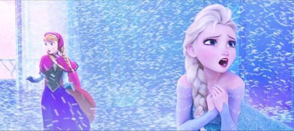 Gambar Foto Anna Elsa Frozen 14