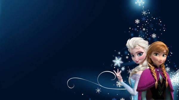 Gambar Foto Anna Elsa Frozen 23