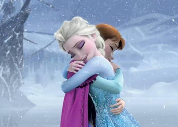 Gambar Foto Anna Elsa Frozen 24