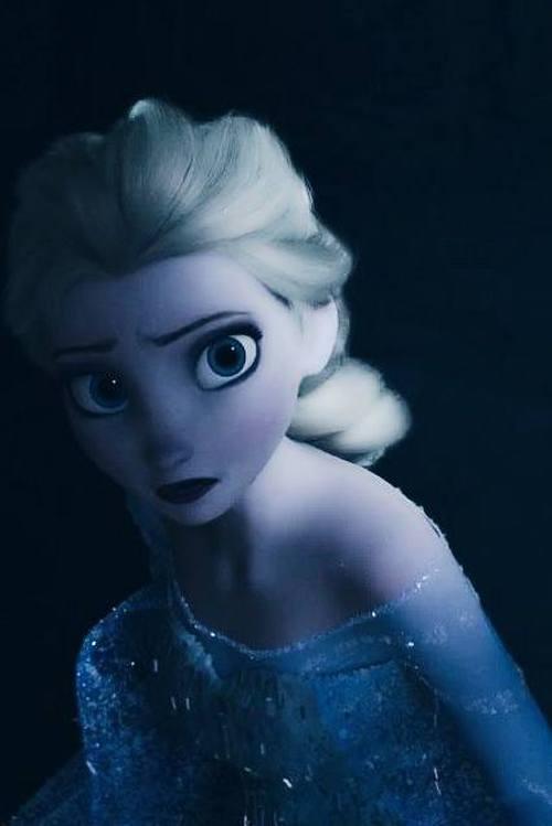 Gambar Foto Elsa Frozen 1
