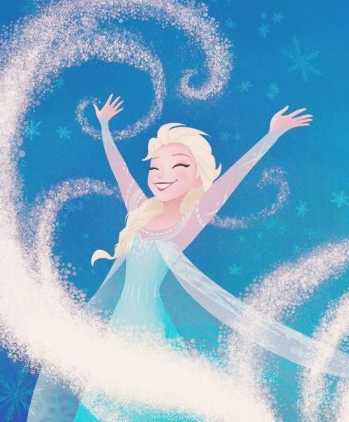 Gambar Foto Elsa Frozen 10