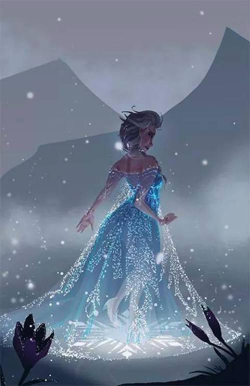 Gambar Foto Elsa Frozen 11