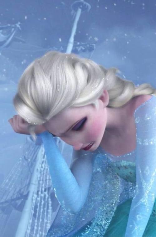 Gambar Foto Elsa Frozen 17
