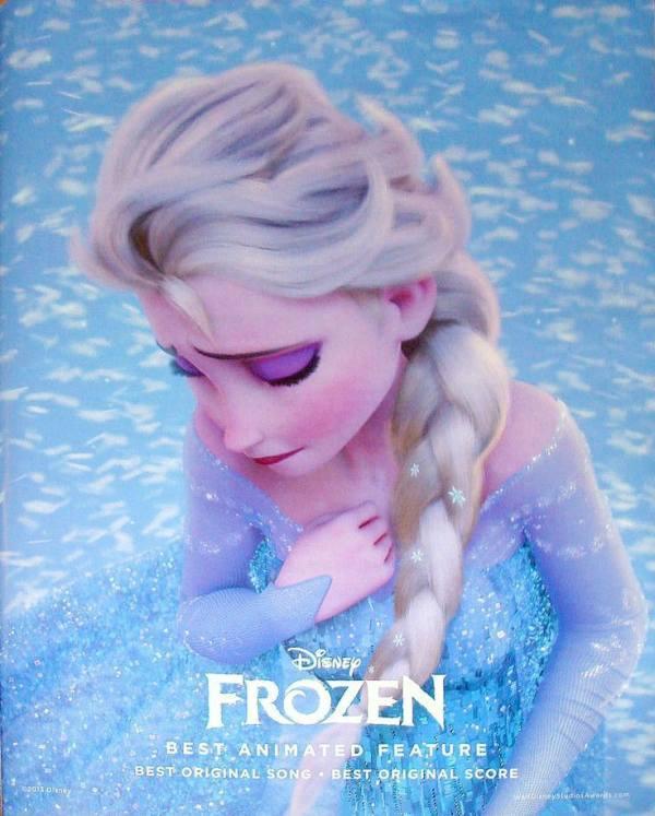 Gambar Foto Elsa Frozen 18