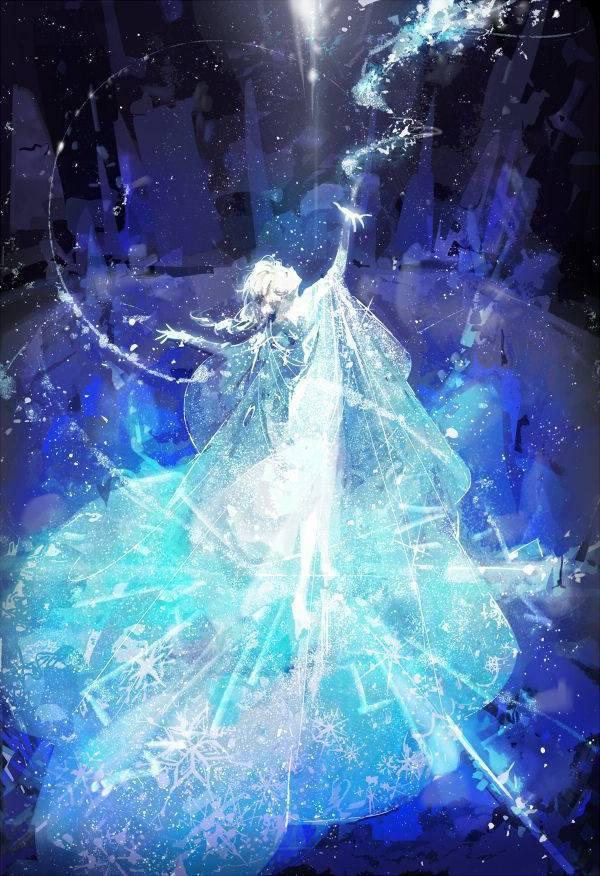 Gambar Foto Elsa Frozen 19