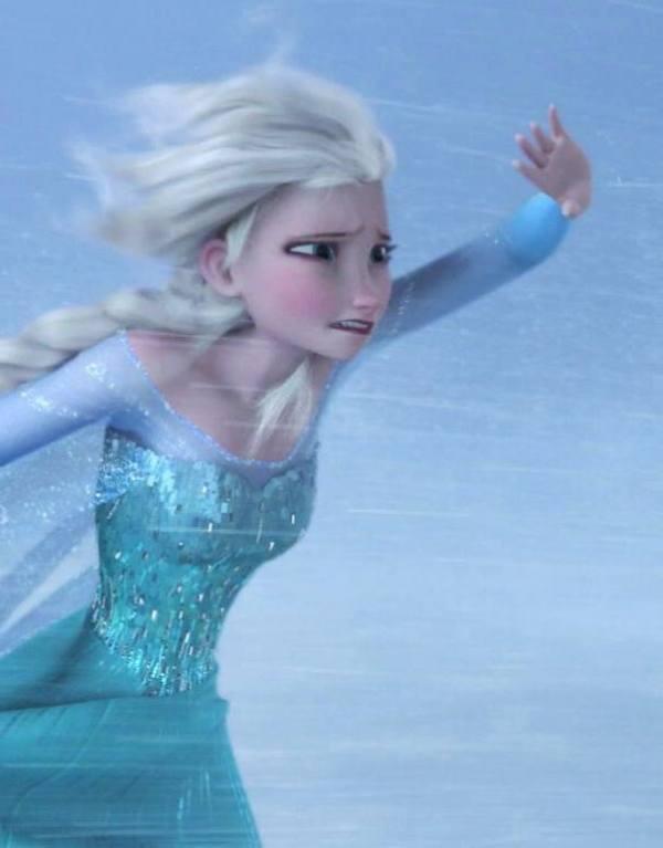 Gambar Foto Elsa Frozen 21