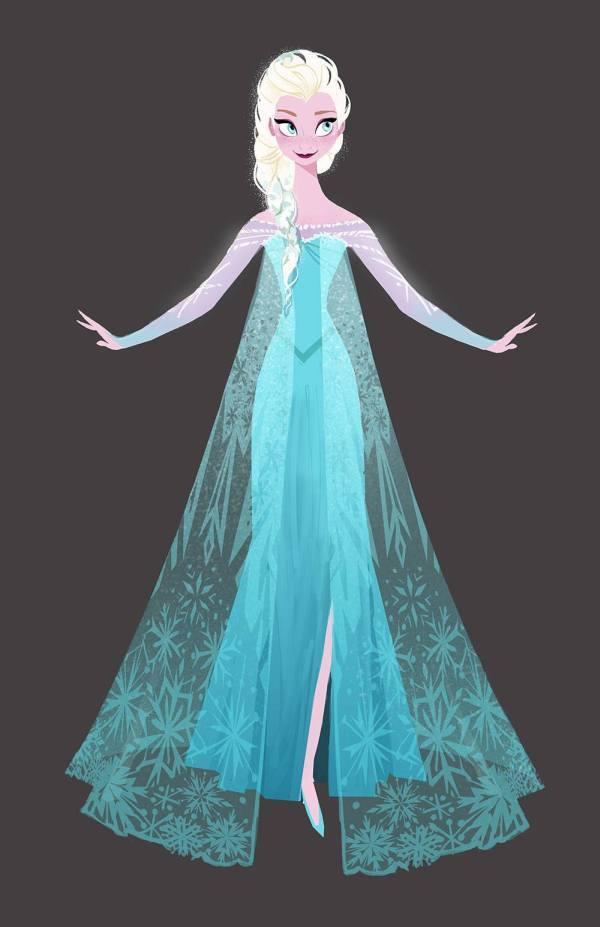 Gambar Foto Elsa Frozen 22