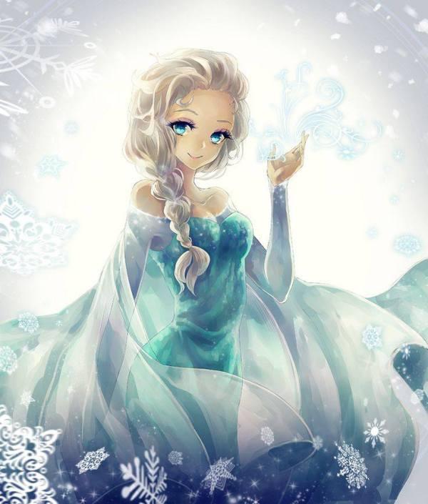 Gambar Foto Elsa Frozen 23