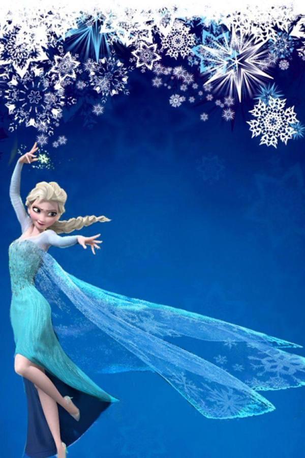 Gambar Foto Elsa Frozen 26
