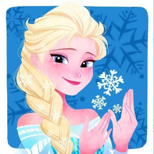 Gambar Foto Elsa Frozen 30