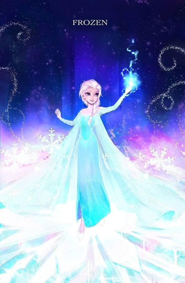 Gambar Foto Elsa Frozen 31