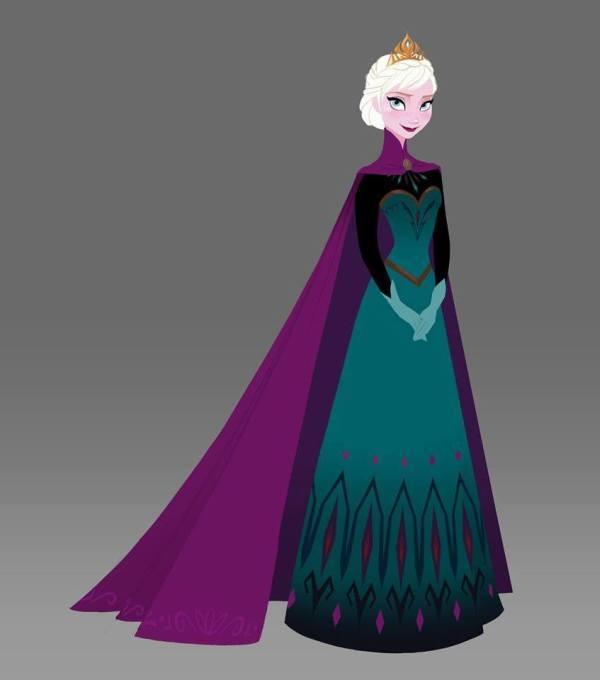 Gambar Foto Elsa Frozen 32