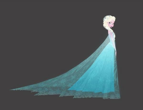 Gambar Foto Elsa Frozen 34