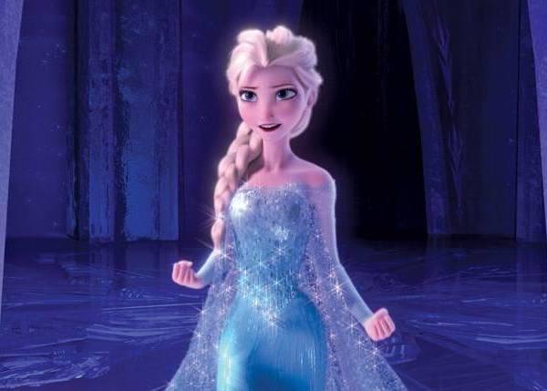 Gambar Foto Elsa Frozen 37