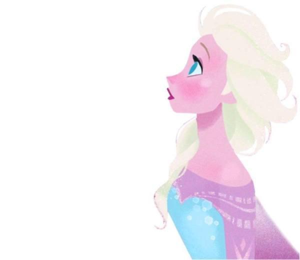 Gambar Foto Elsa Frozen 38