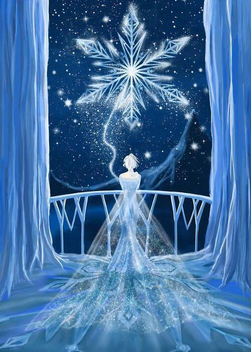 Gambar Foto Elsa Frozen 5