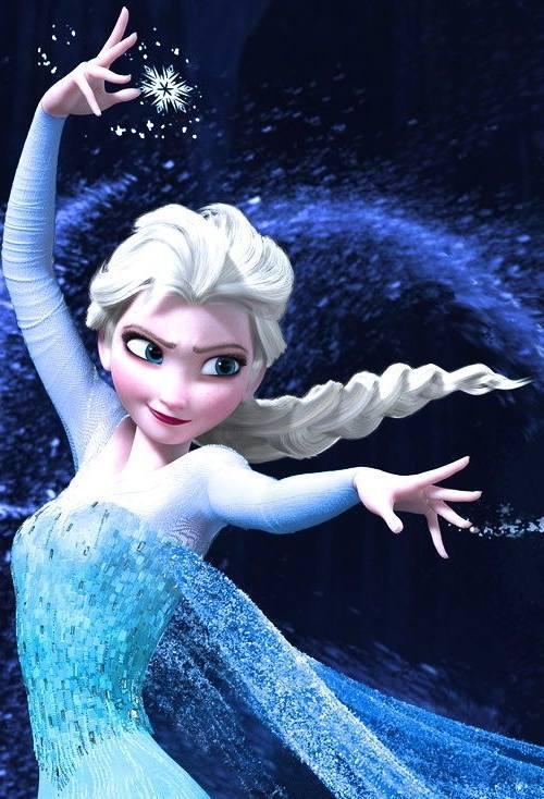 Gambar Foto Elsa Frozen 7