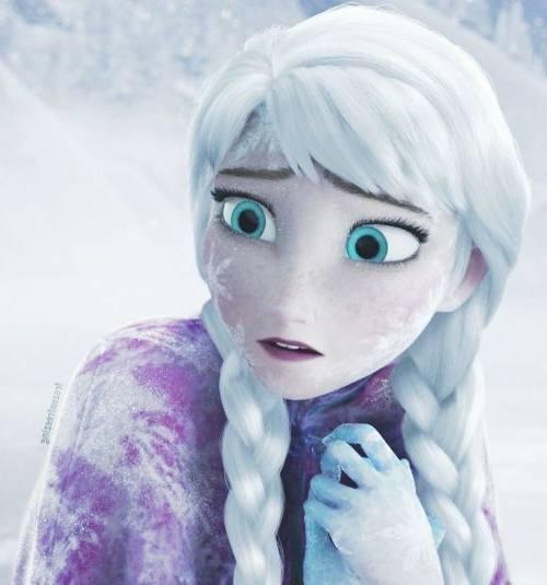 Gambar Foto Elsa Frozen 9