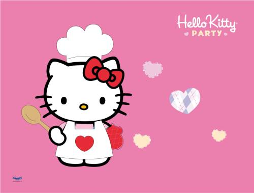 Gambar Hello Kitty Lucu 10