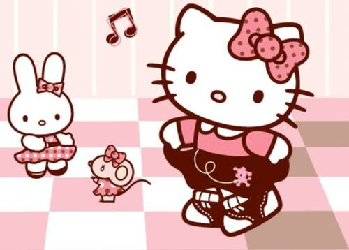 Gambar Hello Kitty Lucu 13