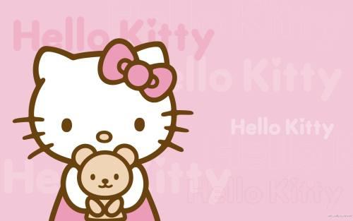 Gambar Hello Kitty Lucu 14